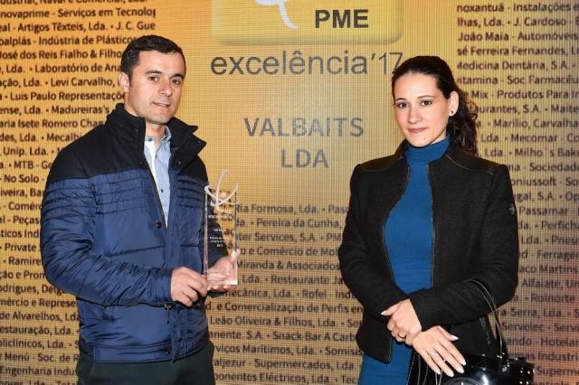 A VALBAITS foi distinguida com o prémio 'Criação de Valor'
